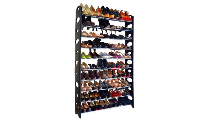 Zapatero organizador de zapatos hasta 50 pares BN1014