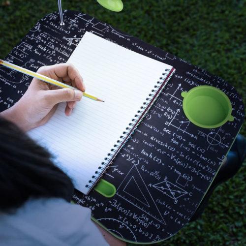 Escritorio con luz para portátiles BN1040