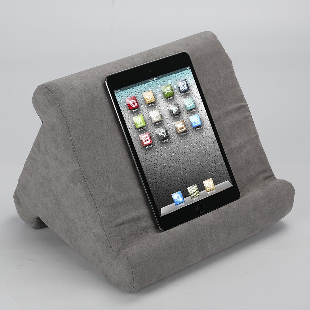 Cojín con soporte para tablet varios ángulos BN1177