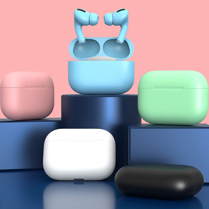 Auriculares inalámbricos de botón intraurales con estuche de carga BN1414