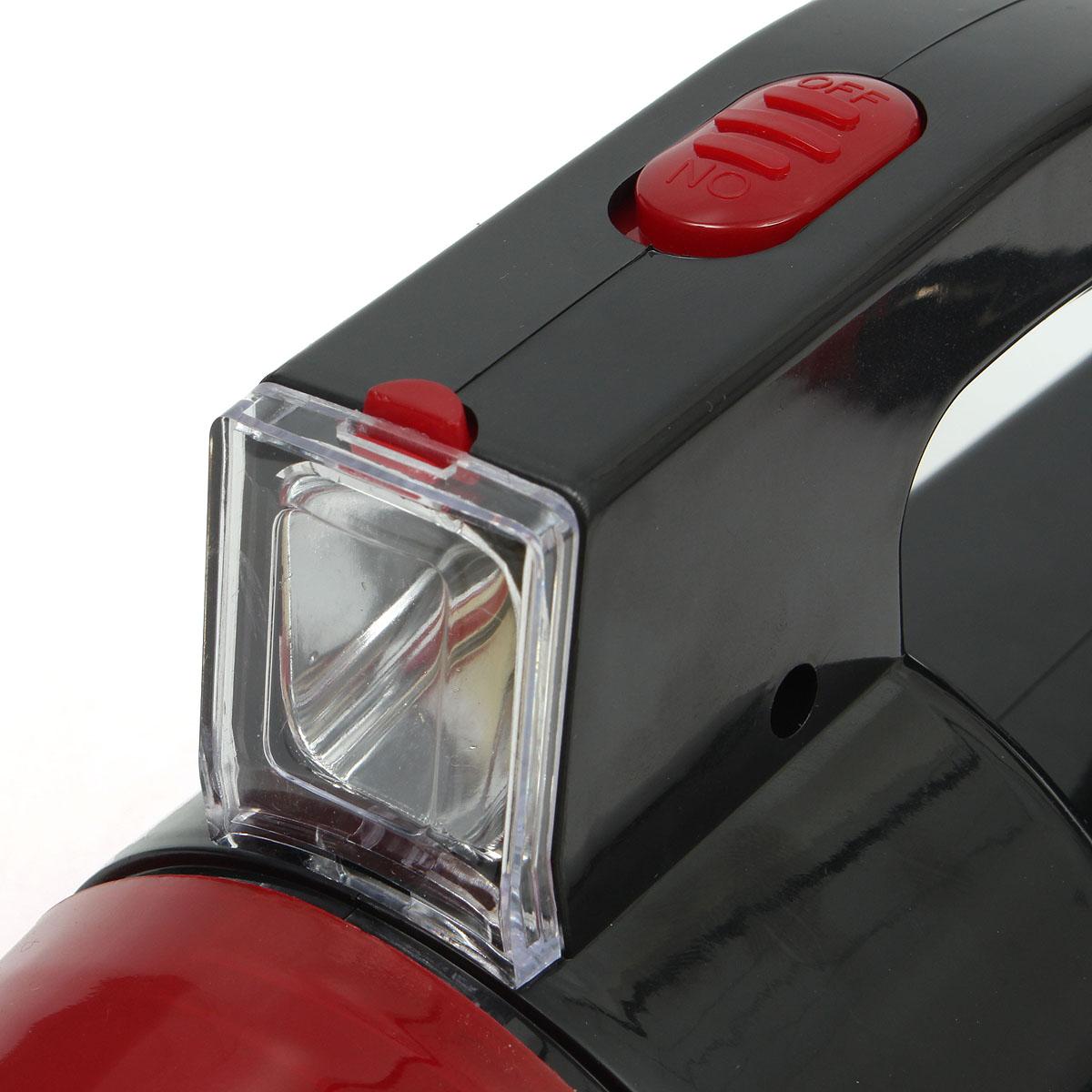 Aspirador portátil con luz para coche de 100W BN1507