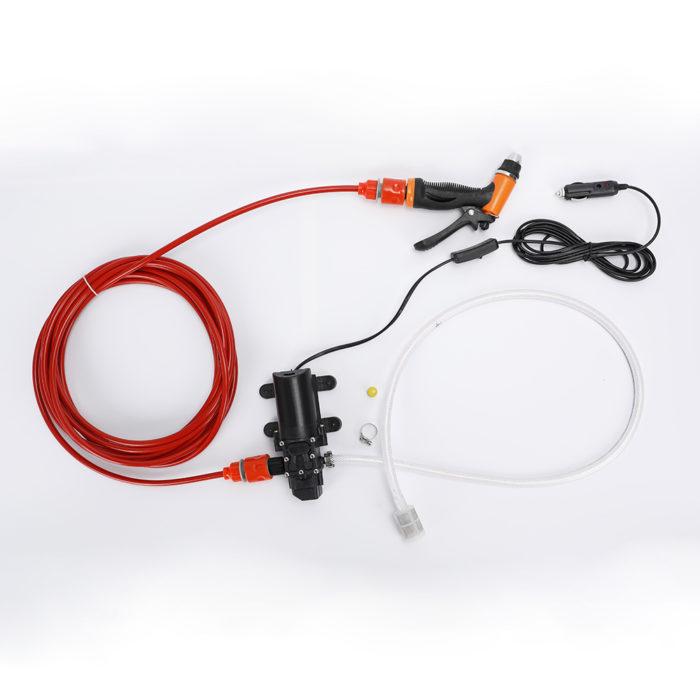 Kit de lavado a presión BN1550 para coche de 80W potencia