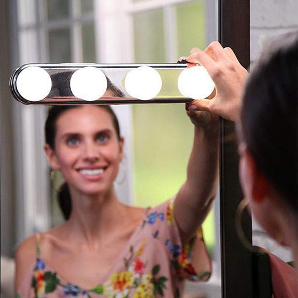 Lámpara espejo 4 bombillas BN2225
