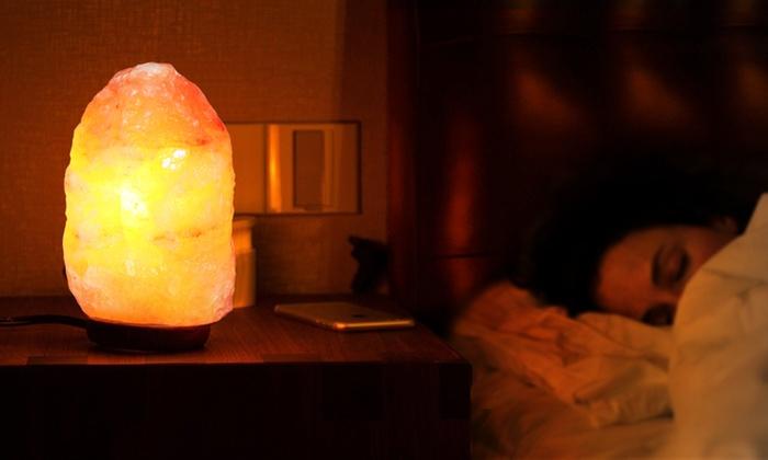 Lámpara de sal 21cm BN2238