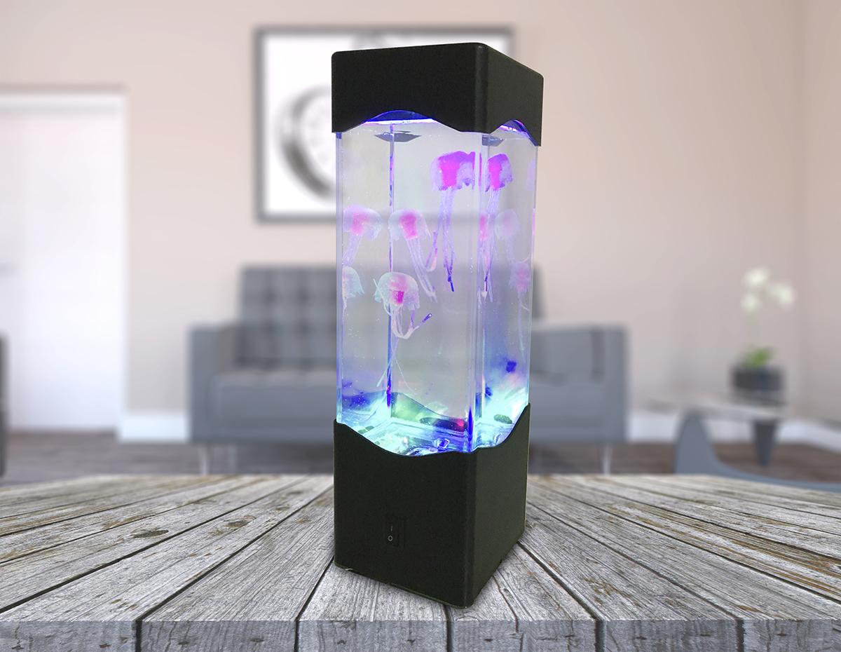 Lámpara acuario medusas BN2254