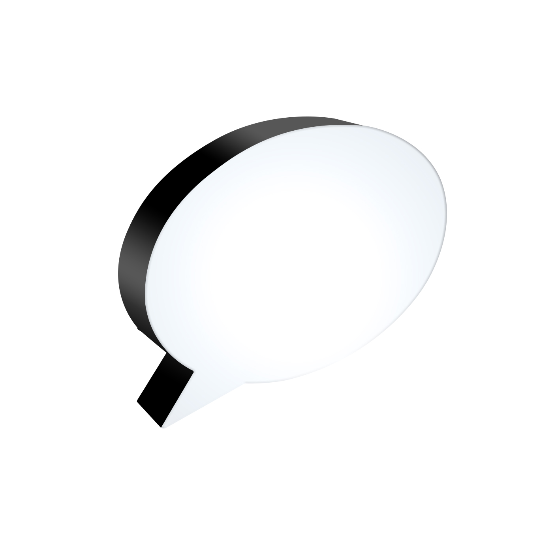 Letrero led globo BN2269