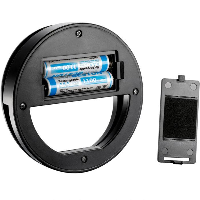 Anillo luz Led BN2280 para movil con clip de sujeción