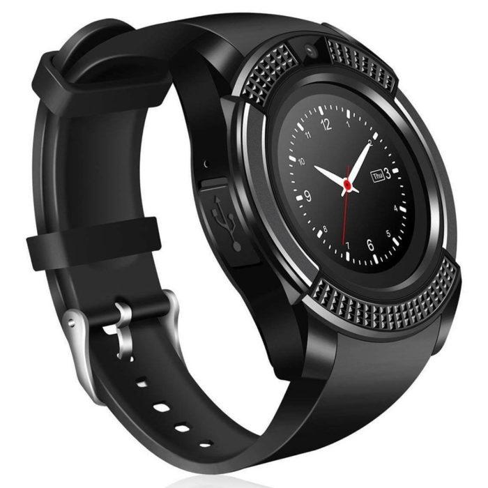 Smartwatch BN3095 con bluetooth unisex funcion teléfono ranura tarjeta SD y SIM