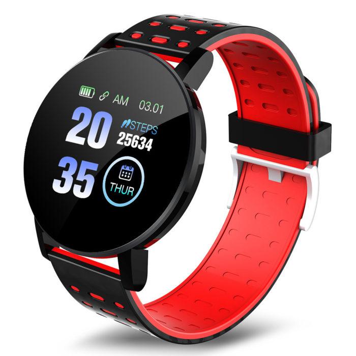 Smartwatch BN3096 deportivo con bluetooth unisex multi-fucción con presión arterial