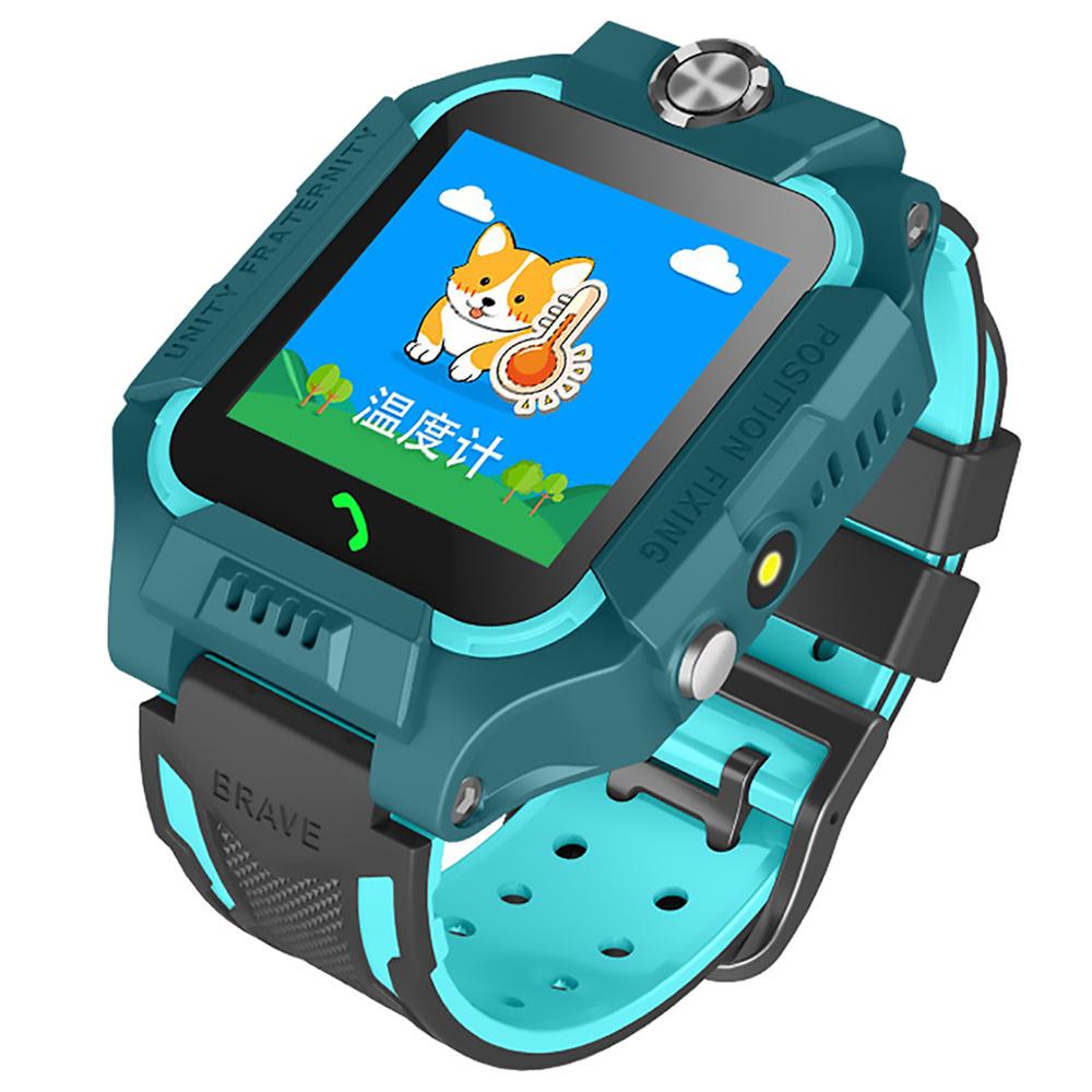 Reloj inteligente infantil con sensor de temperatura Smartwatch Kids GPS BN3097