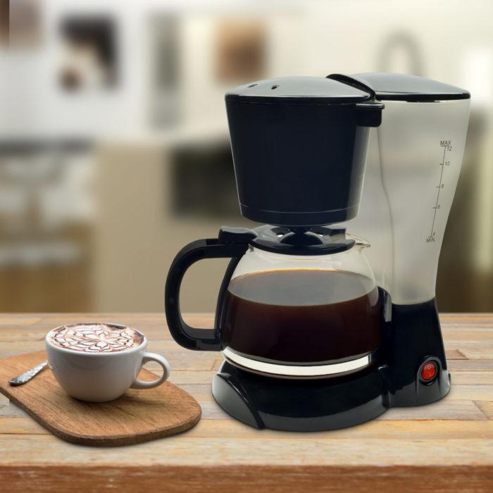 Cafetera eléctrica 1,2 litros BN3283