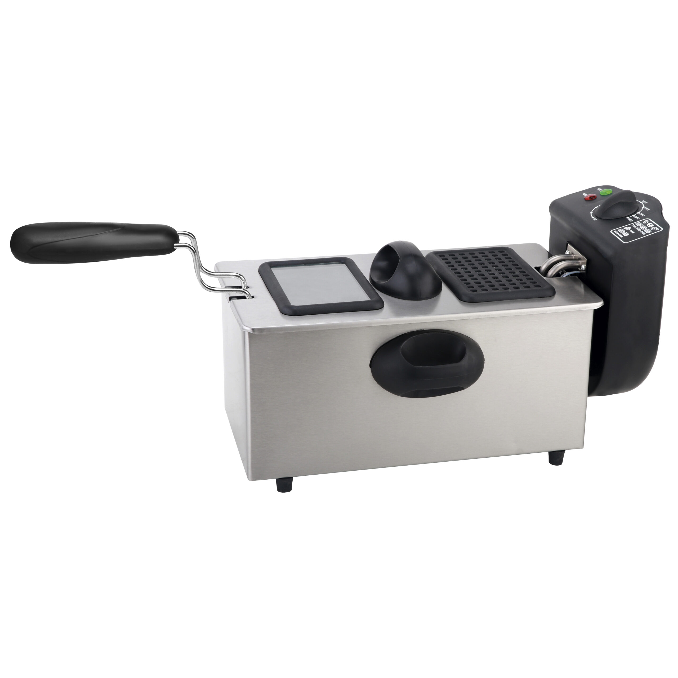 Freidora eléctrica We Houseware BN3312 de 3,5l y 2000W