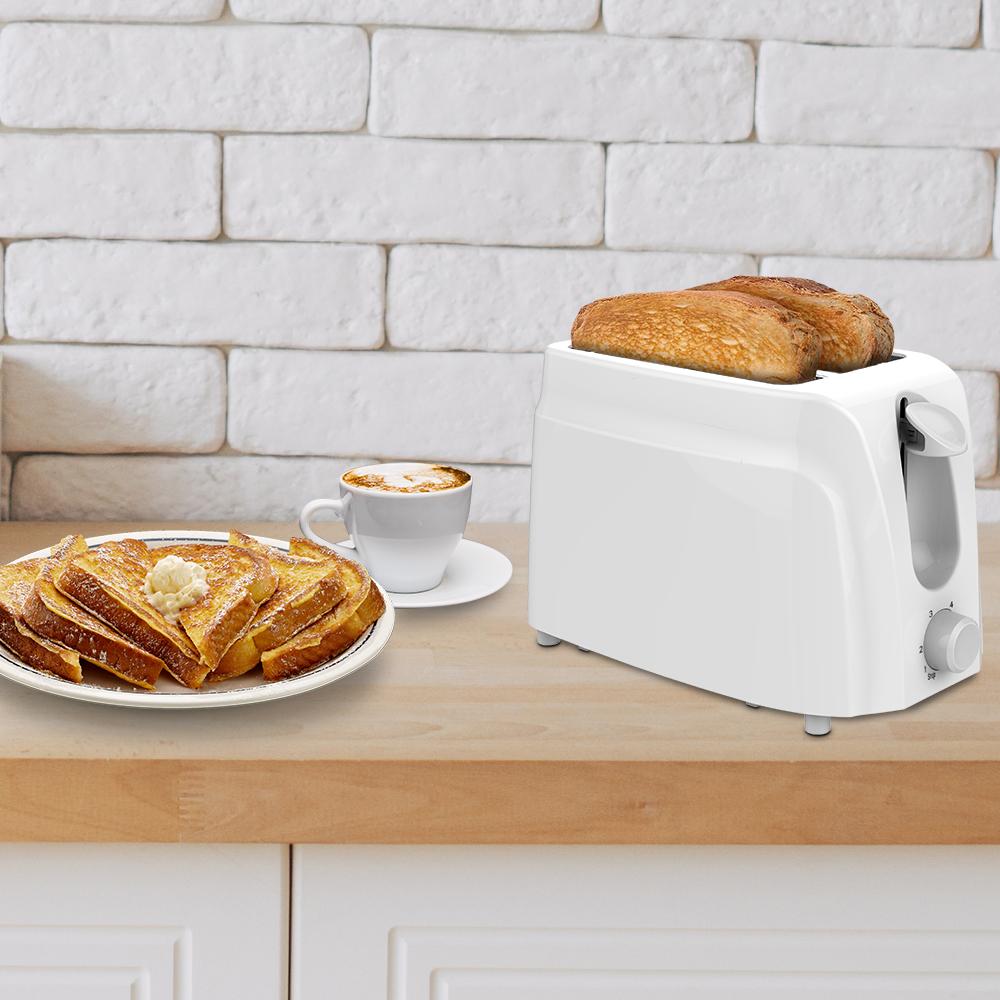 Tostador We Houseware BN3350 de 2 rebanadas y 700W