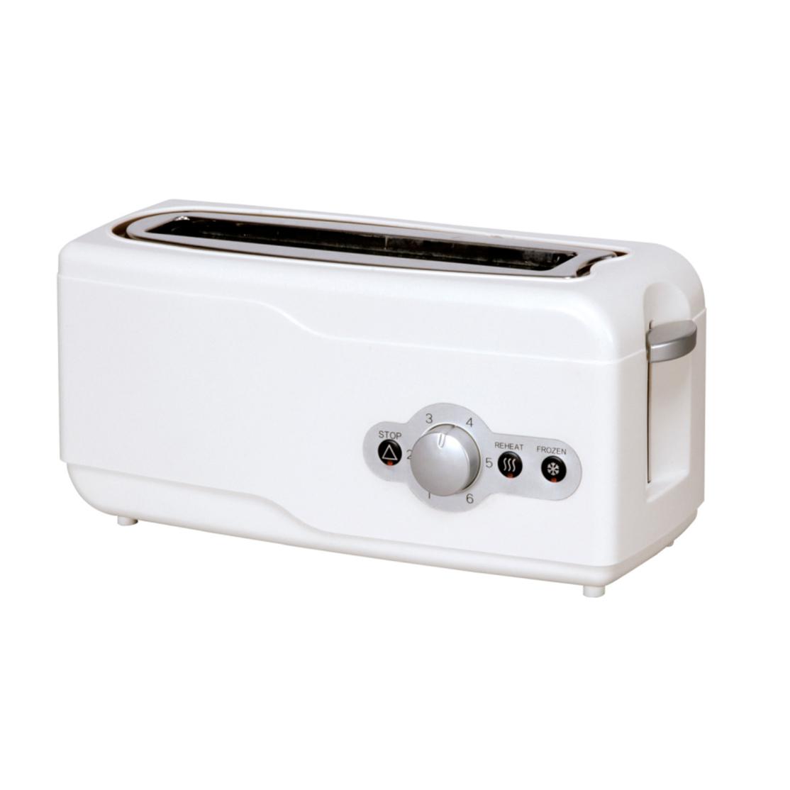 Tostador eléctrico We Houseware BN3353 ranura ancha XXL