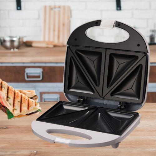 Sandwichera 750W con corte BN3396