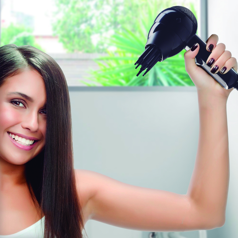 Secador de pelo para viajes BN3440