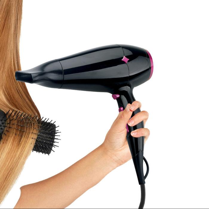 Secador de pelo con difusor 2100W BN3447