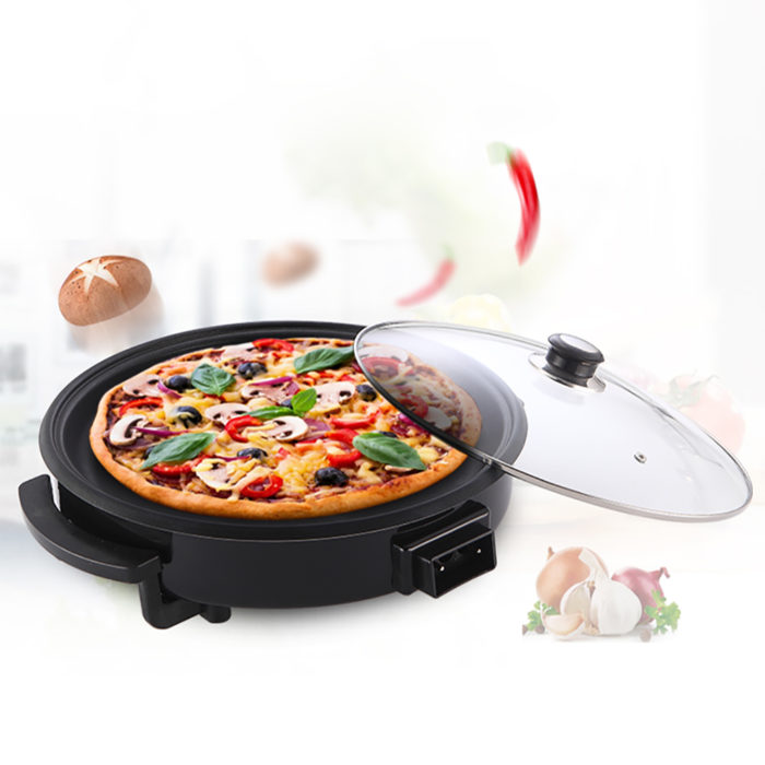 Paellera eléctrica We Houseware BN3451 pizza pan de 30cm 1500W