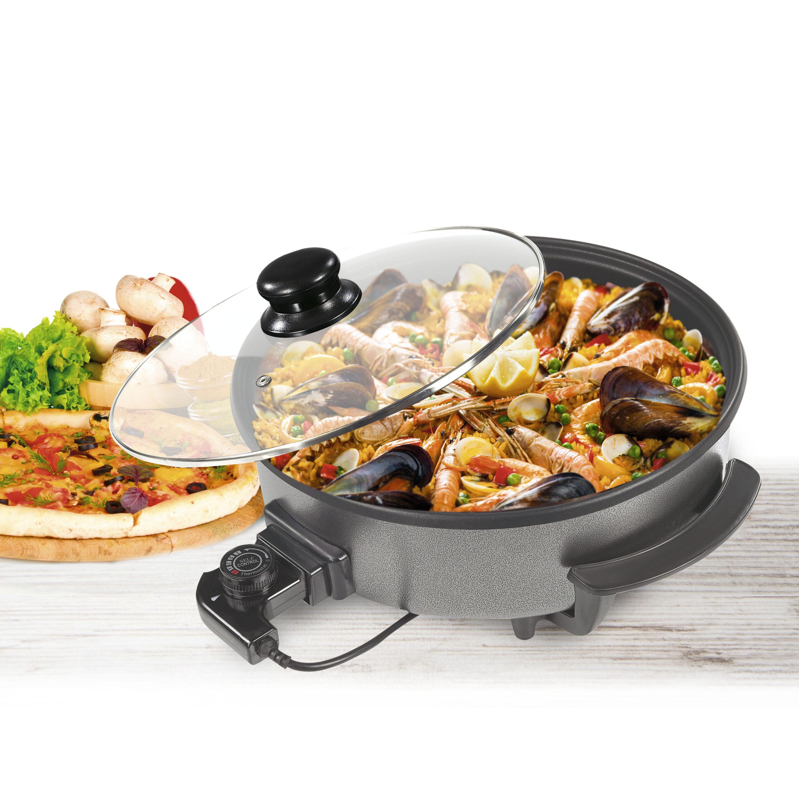 Pizza pan eléctrica 36cm BN3462