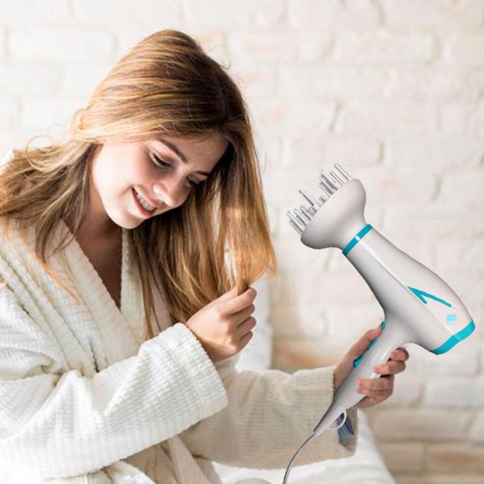 Secador de pelo We Beauty BN3472 de 2100W con difusor y concentrador