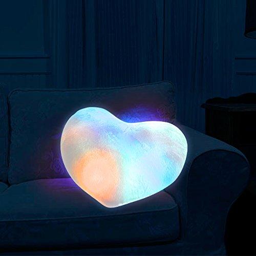 Cojín molón con luz LED BN4258