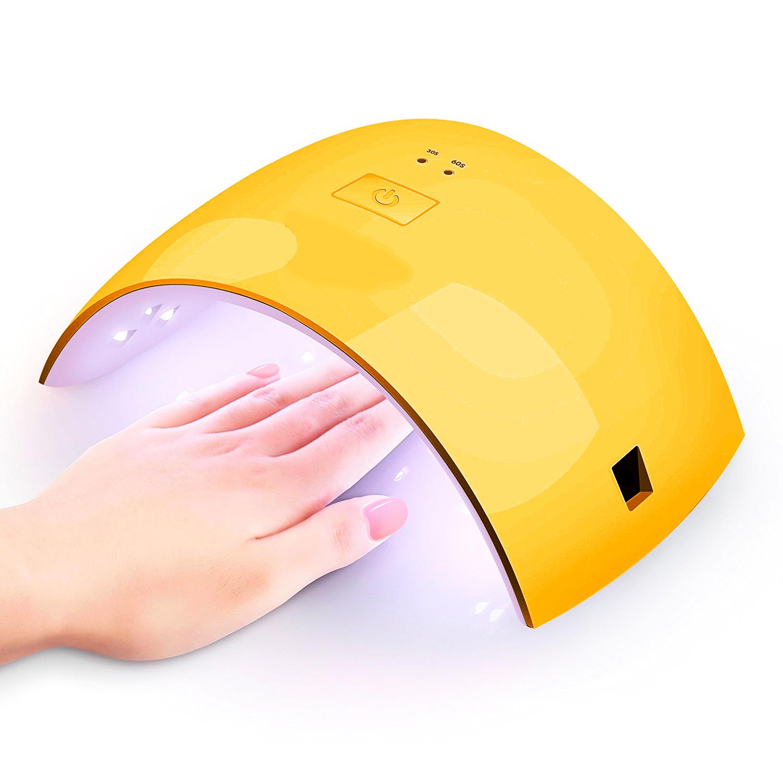Secador de uñas luz doble BN4402