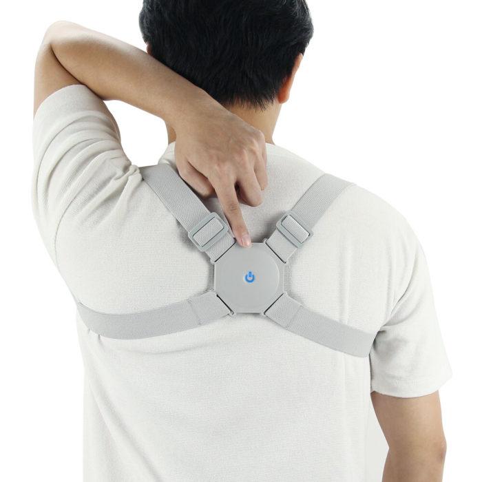 Corrector postural de espalda BN4625 con vibración inteligente para corregir postura