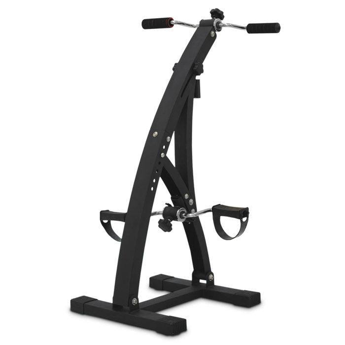 Bicicleta estática BN4686 Dual Ciclo Trainer rehabilitación brazos y piernas