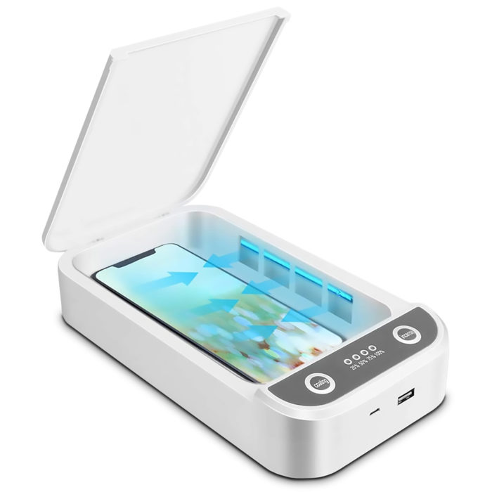 Caja Esterilizadora UV y aromatizadora BN4800 USB