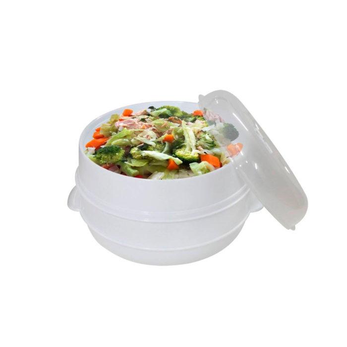 Cocina al vapor microondas BN5467