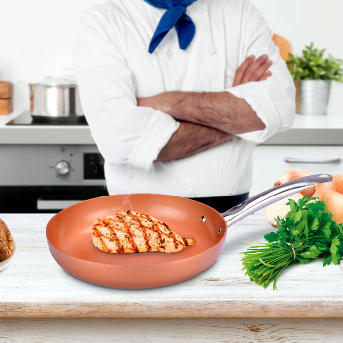 Sartén cocina saludable 24cm BN5497