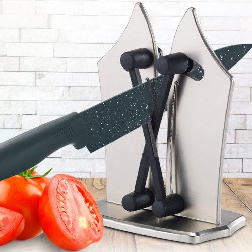 Afilador de cuchillos manual We Houseware BN5561