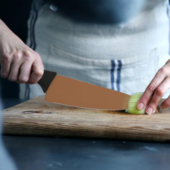 Set de 5 Cuchillos Chef en acero inoxidable BN5925