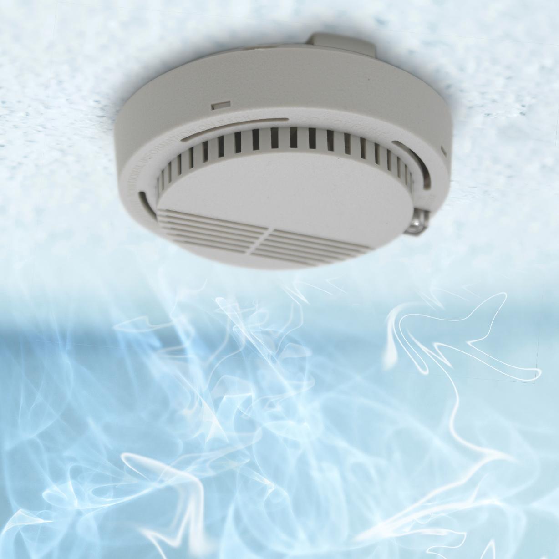 Detector de humo inalámbrico BN5992