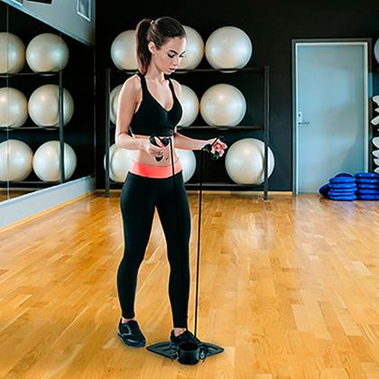 Extensores fitnes multiejercicio adaptables a sillas We Gym BN4691
