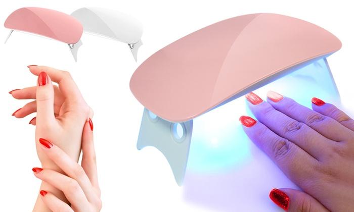 Secador de uñas 6 leds BN4401