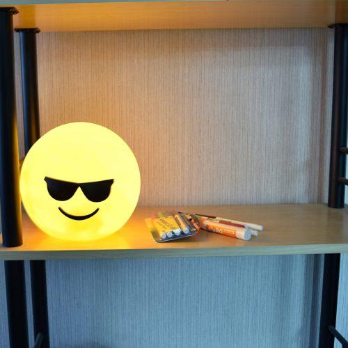 Lámpara led emoticono ICZ2000