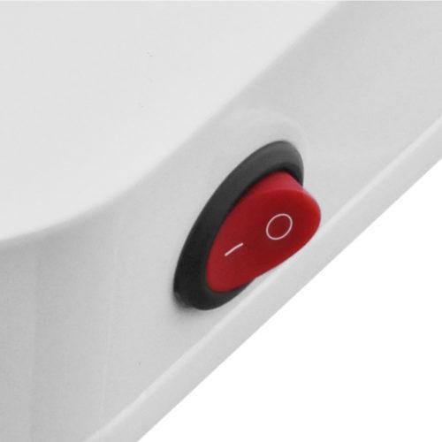 Tostador eléctrico plano We Houseware BN3373 de 300W y bandeja recogemigas