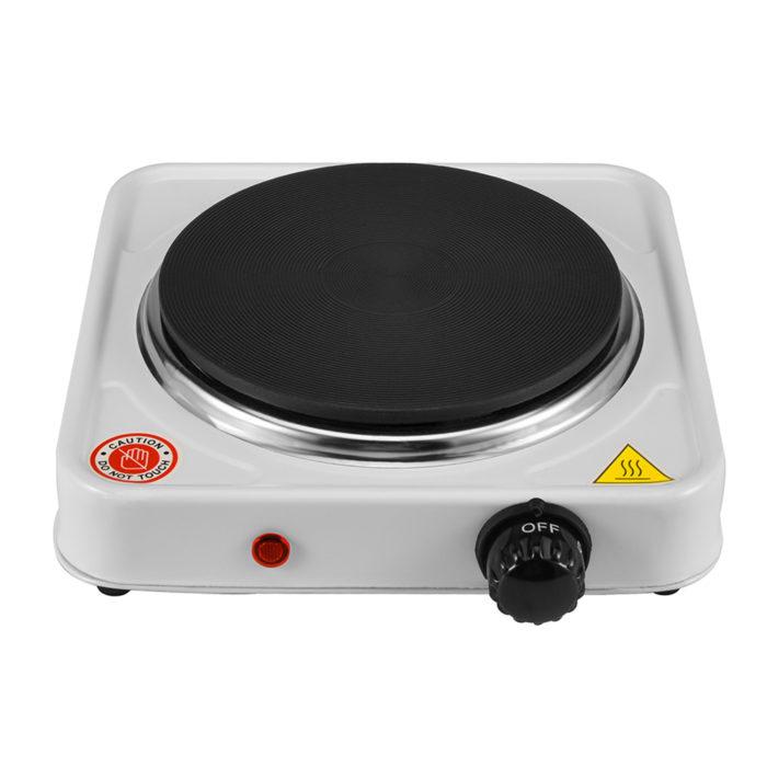 Cocina eléctrica portátil de un fuego We Houseware BN3652 antiadherente de 1500W
