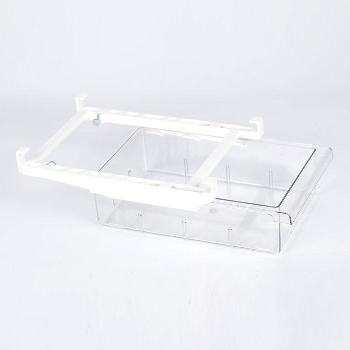 Cajón organizador de nevera extraible We Houseware con varios compartimentos